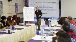 بيت الصحافة يختتم برنامج حقوق الإنسان للصحفيين