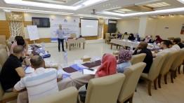 بيت الصحافة يعقد دورة تدريبية حول استخدام الهواتف الذكية في التغطيات الاعلامية