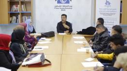 بيت الصحافة يعقد ورشة عمل حول مفاهيم حقوق الإنسان