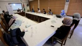 """بيت الصحافة يعقد جلسة حوارية حول """"مستوى وصول العاملين في مجال الصحافة والإعلام للحق في العمل"""""""
