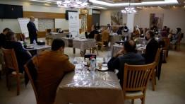 """بيت الصحافة يعقد لقاء تشاوريا حول """"آليات تعزيز الإعلام الثقافي في كليات الإعلام بقطاع غزة"""""""