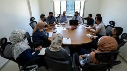 وحدة الحماية القانونية للصحفيين تعقد اجتماعًا تشاوريًا حول الحريات الإعلامية في فلسطين