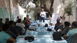 """بيت الصحافة يختتم دورة """"المراسل الصحفي"""" ضمن برنامج الصحفي الشامل 2020"""