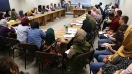 بيت الصحافة ومركز إعلام النجاح ينظمان ورشة عمل حول الديمقراطية بين النظرية والتطبيق