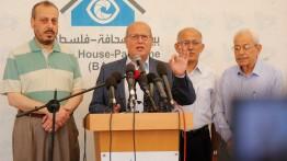 من بيت الصحافة.. الخضري يحذر : انهيار غزة وصل للمرحلة الأخيرة