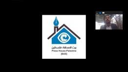 """بيت الصحافة ينظم ورشة عمل بعنوان """"حق الرد في القانون الفلسطيني"""""""