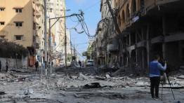 بيت الصحافة يُصدر نشرة حول انتهاكات الحريات الإعلامية في قطاع غزة أثناء العدوان الإسرائيلي