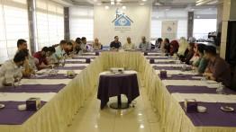 بيت الصحافة ينظم لقاءً حواريًا حول 'حق حرية الحركة للصحفيين الفلسطينيين'