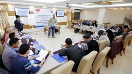 بيت الصحافة يختتم المرحلة الأولى من مشروع خطوة نحو تعليم أفضل