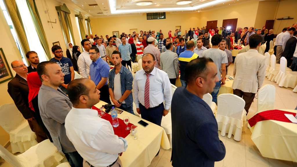 بيت الصحافة يكرم الفائزين بجائزته السنوية لحرية الاعلام