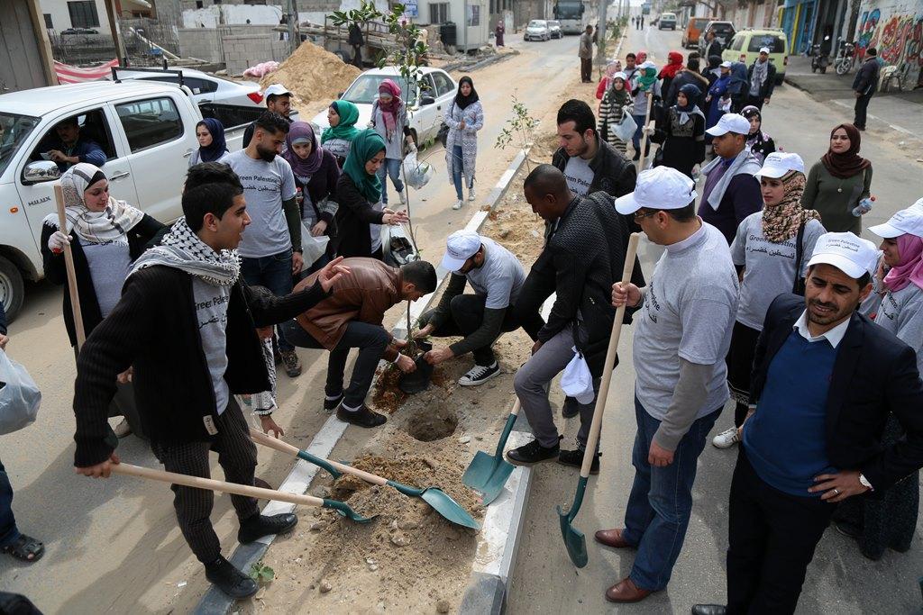 مبادرة فلسطين خضراء