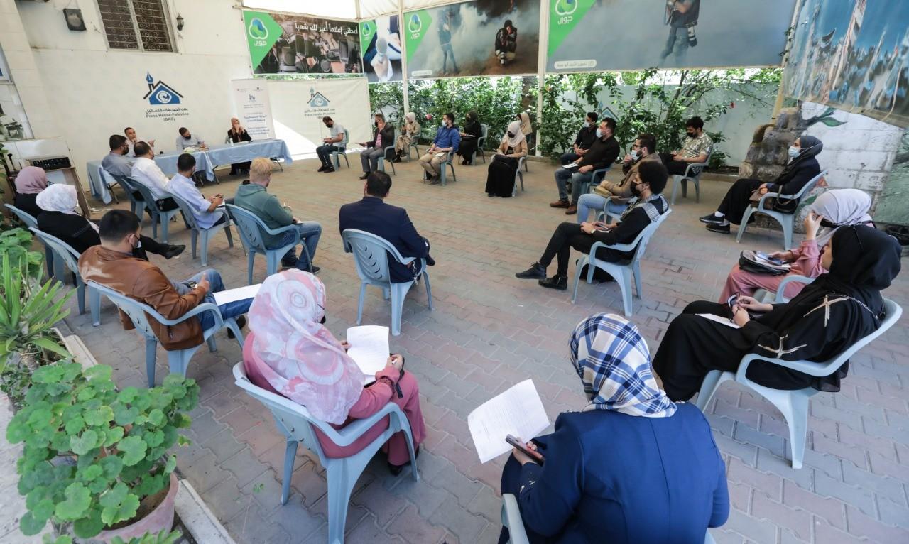 """دوة بعنوان """"الرواية الفلسطينية وحقوق الإنسان """""""