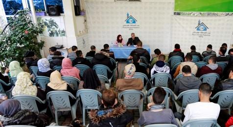 بيت الصحافة ينظم لقاء واجه الصحافة مع مستشار الرئيس لشؤون الشباب مأمون سويدان