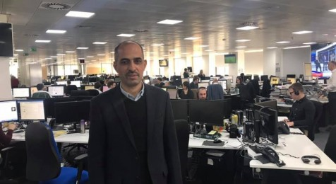بيت الصحافة ينفذ جولة تشبيك دولية بدايتها من لندن