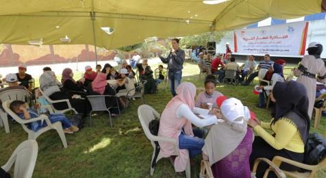 اتحاد لجان الطلبة الثانويين ينفذ مبادرة مسار الحرية