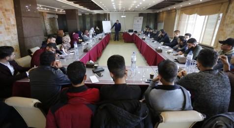 بيت الصحافة يحيي اليوم العالمي لحقوق الإنسان من خلال يوم تدريبي وجلستي تغريد