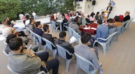 """بيت الصحافة يستضيف جلسة تغريد حول الوعي البيئي بعنوان """"بيئتنا وطن"""""""