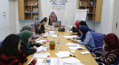 فعاليات نادي اللغة الانجليزية الإعلامي