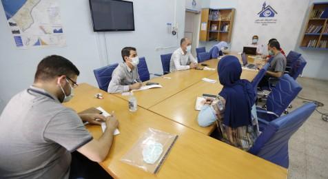 بيت الصحافة يعقد جلسة توجيهية لإعداد الخطة الاستراتيجية للأعوام 2020-2022