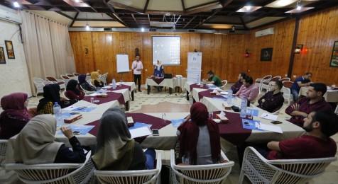 بيت الصحافة يختتم دورة تدريبية حول فن كتابة القصة الصحفية