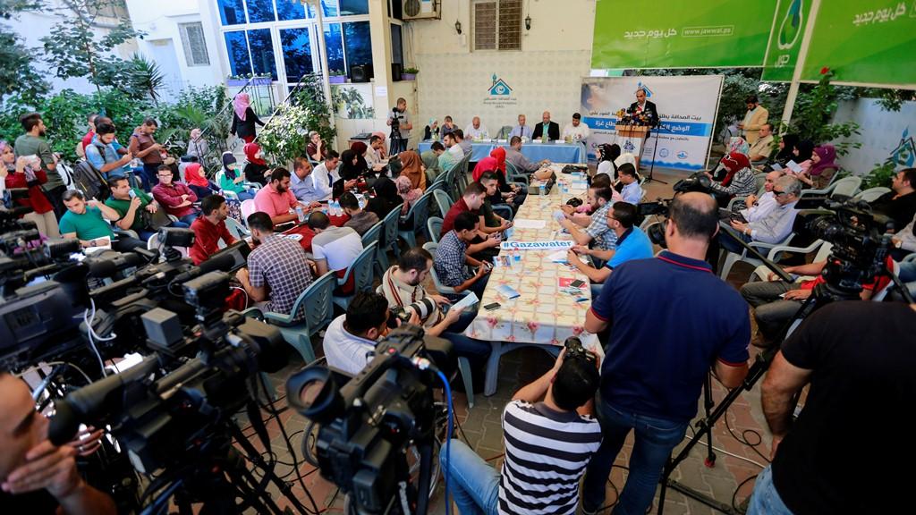 لتوجيه نداء للمجتمع الدولي.. بيت الصحافة يطلق فعاليات حملة