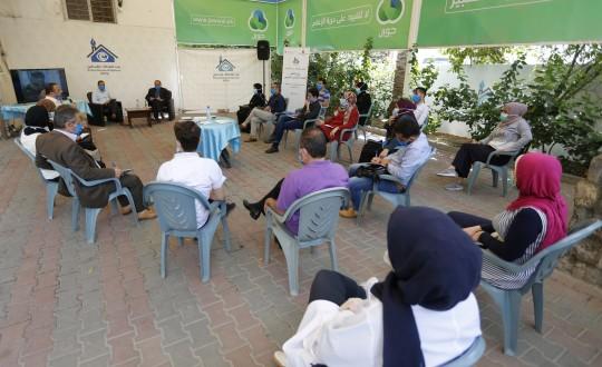 """الصالون الثقافي في بيت الصحافة يعقد ندوة بعنوان """"دور النشر وأزمة الكتاب العربي"""""""