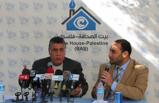 بيت الصحافة تستضيف مدير برامج الـUNDP بغزة