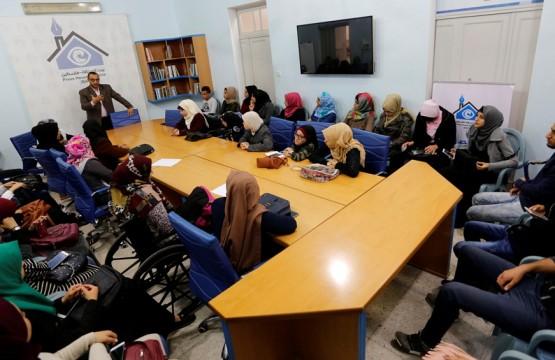 المركز الوطني وبيت الصحافة ينظمان لقاءً حول العنف ضد ذوات الإعاقة