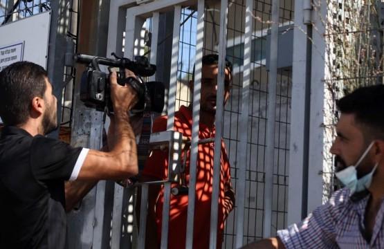 اعتقال صحفيين فلسطينيين في السجون الإسرائيلية