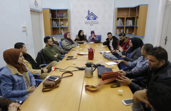 بيت الصحافة يستضيف ورشة عمل حول الفيديو آرت