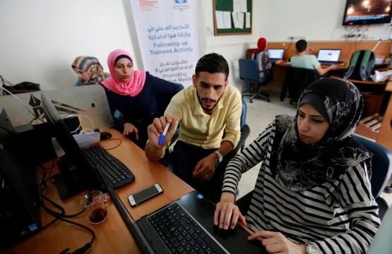 بيت الصحافة يختتم تدريبا عملياً ضمن مشروع تعزيز الاعلام الموضوعي