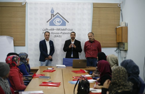 دور الاعلاميين في تعزيز النزاهة والشفافية في عمليات الاعمار
