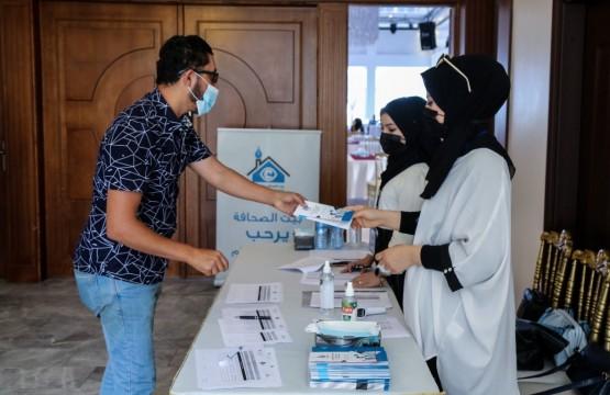 حملة إعلامية لزيادة مستوى الوصول لسوق العمل وتمكين الصحفيين اقتصاديًا