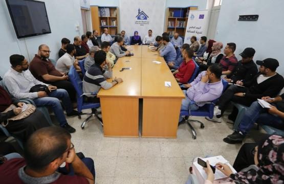 الاتحاد الأوروبي وبيت الصحافة ينظمان حلقة نقاش على هامش اليوم العالمي لحرية الصحافة