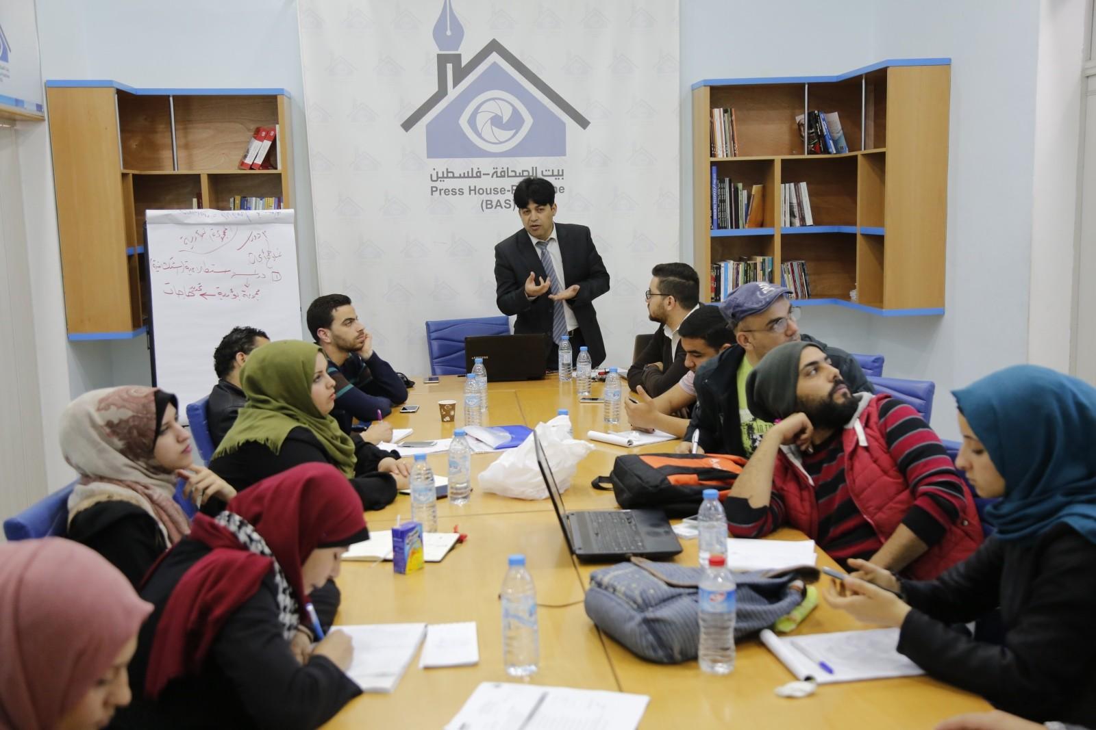 اجتماعات متابعة خلال المرحلة الثانية من مشروع خطوة نحو تعليم أفضل