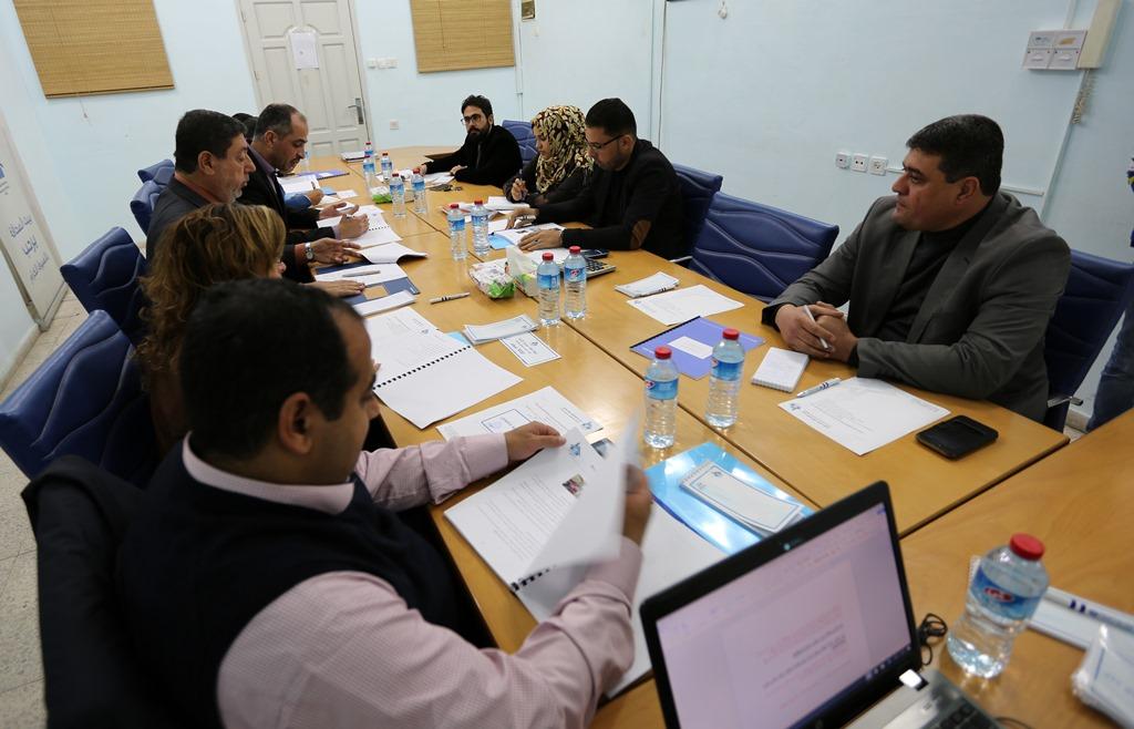 بيت الصحافة يعقد الاجتماع السنوي للجمعية العامة العادي للعام 2016