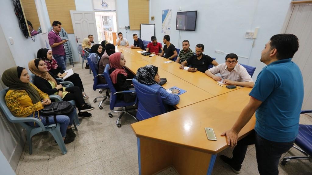 بيت الصحافة يستضيف دورة تدريبية بعنوان التثقيف الإعلامي