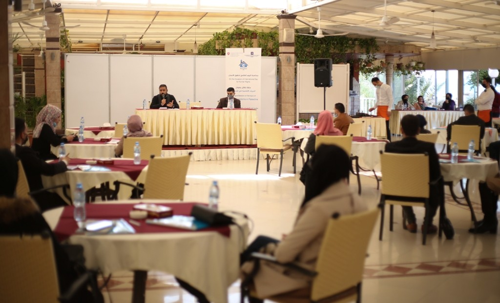 بيت الصحافة ينظم حلقة نقاش بمناسبة اليوم العالمي لحقوق الإنسان