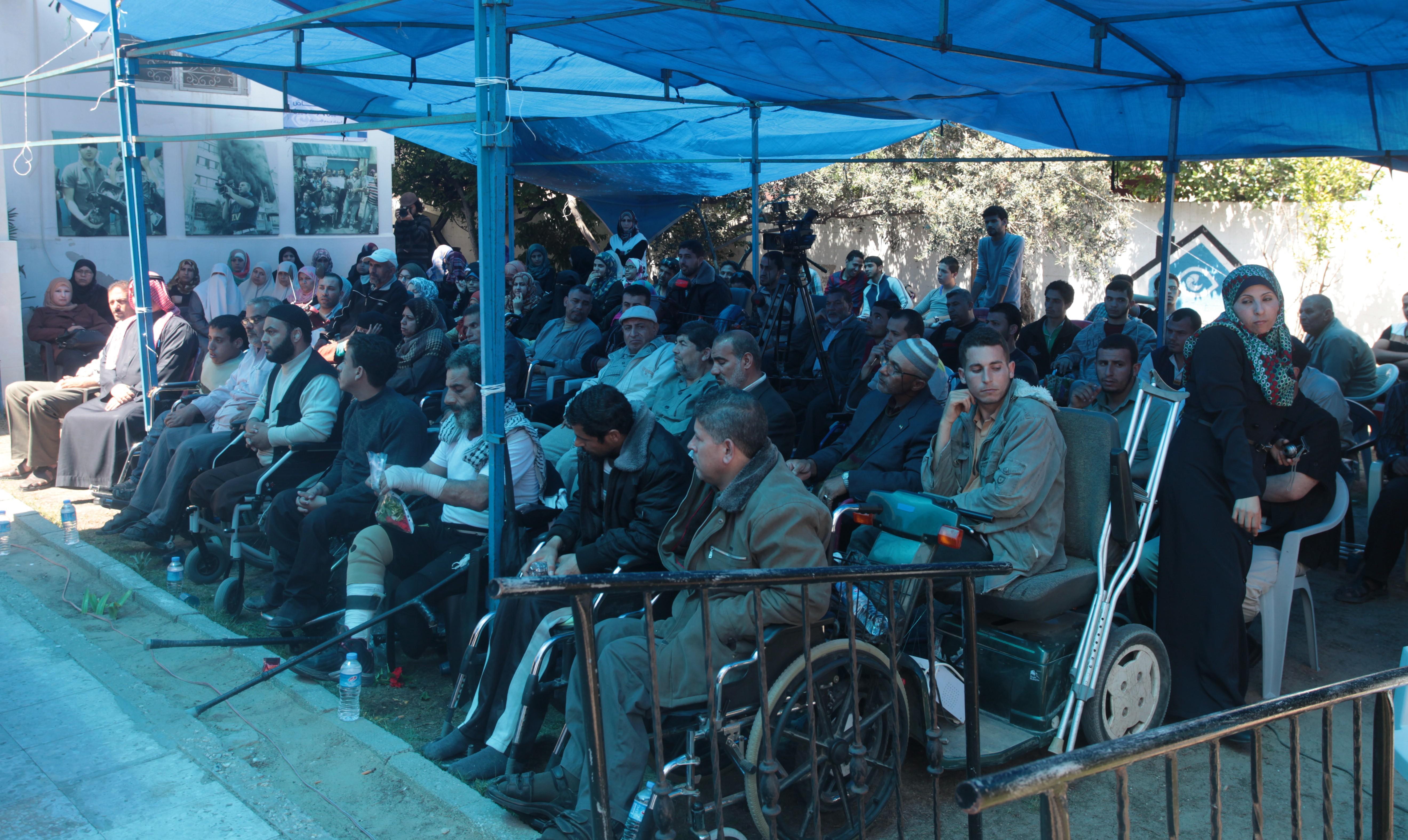 بيت الصحافة تنظم لقاءً لذوي الإعاقة بالتعاون مع المركز الوطني للتأهيل المجتمعي