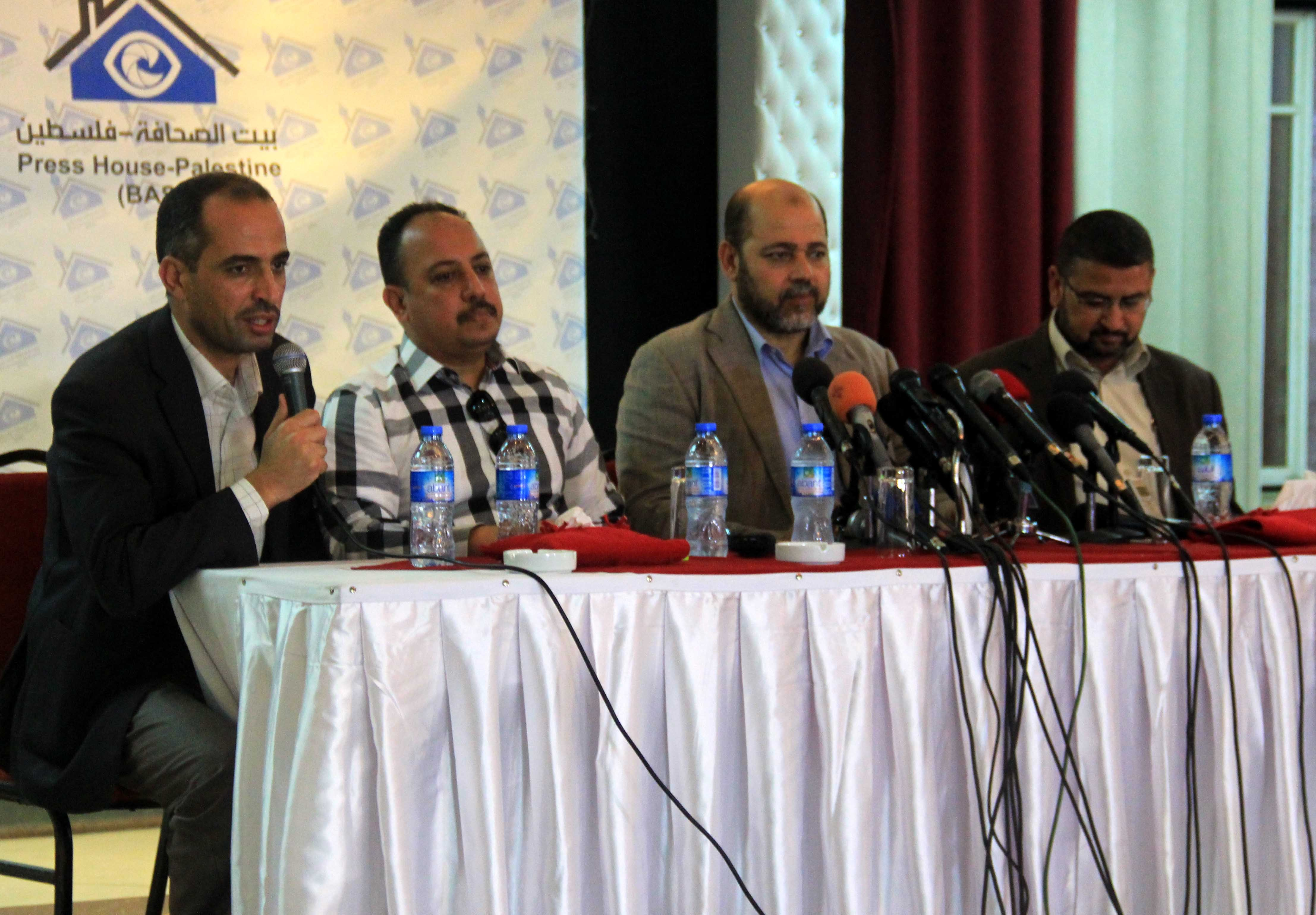 أبو مرزوق:الأحمد لغزة خلال يومين لبدء مشاورات تشكيل الحكومة