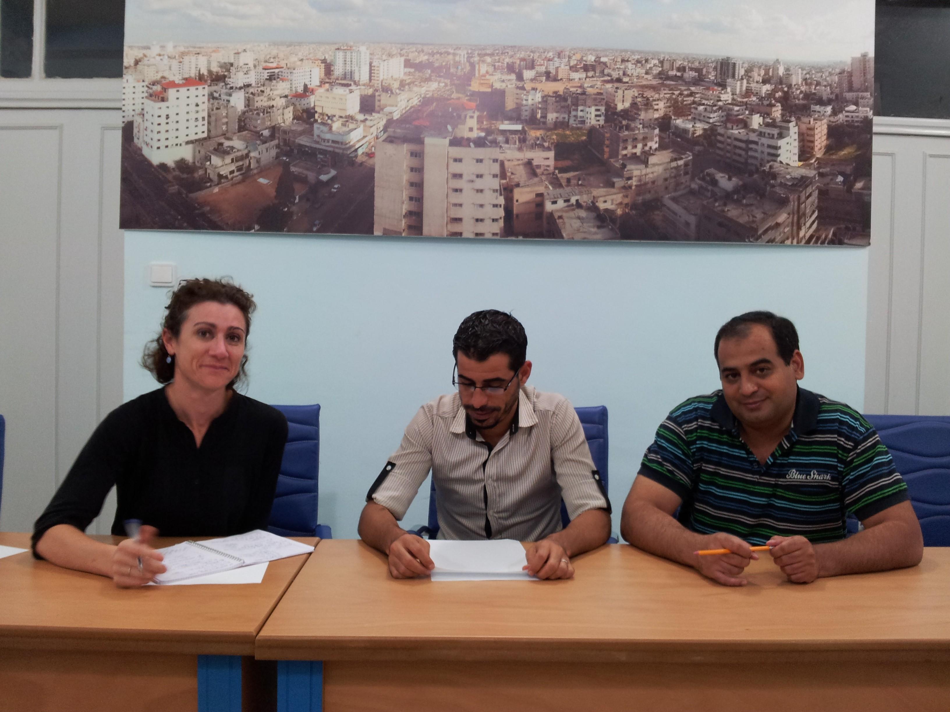 بيت الصحافة يستضيف لقاء للأدباء الفلسطينيين