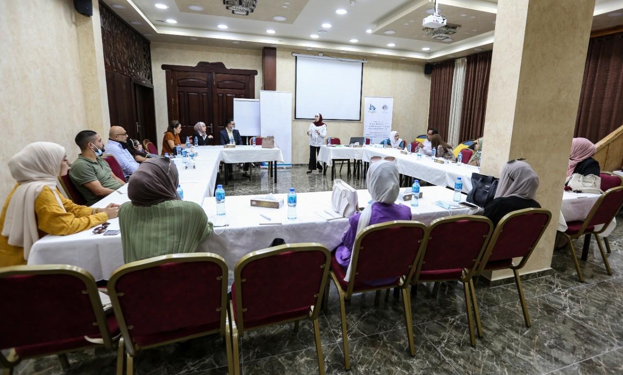 لقاء حواري حول خطاب الكراهية وتأثيره على الحريات الإعلامية في فلسطين