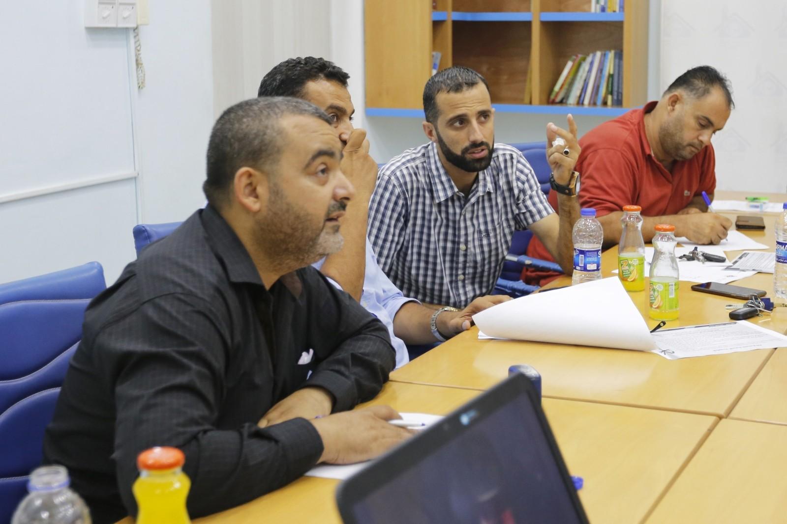 لجنة تحكيم الصورة الصحفية